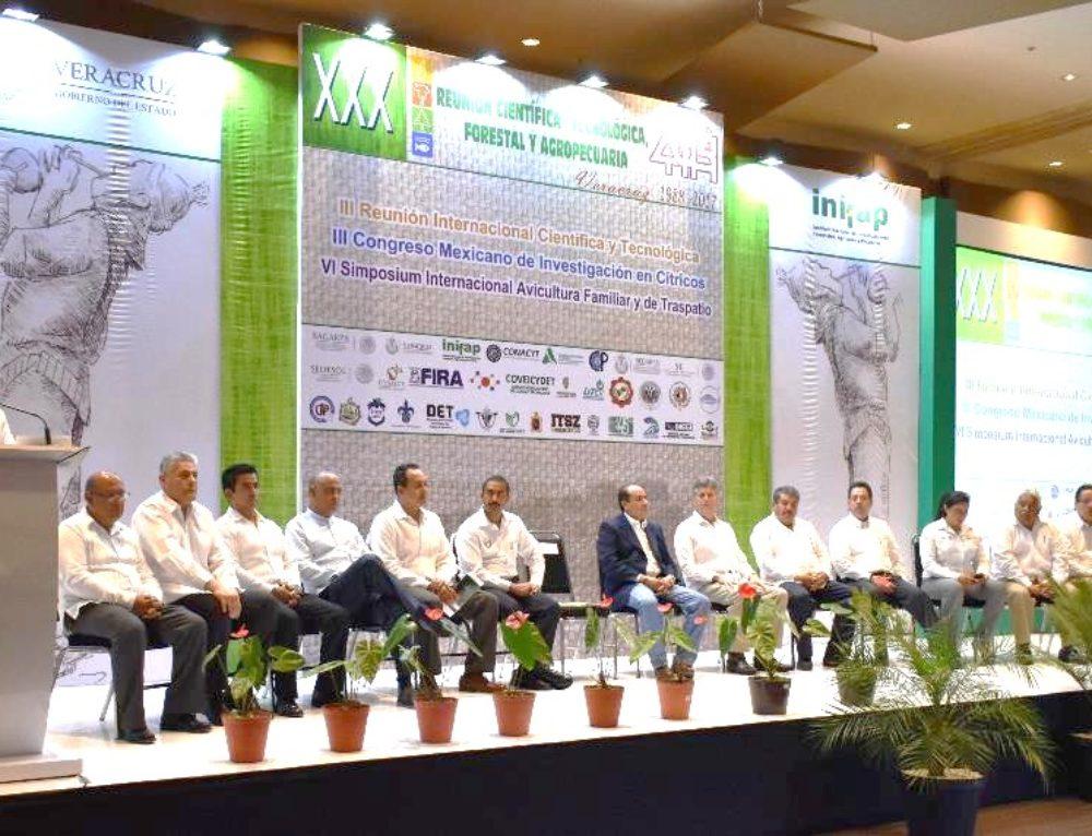 Nota informativa del INIFAP sobre el III Congreso Mexicano de Investigación en Cítricos
