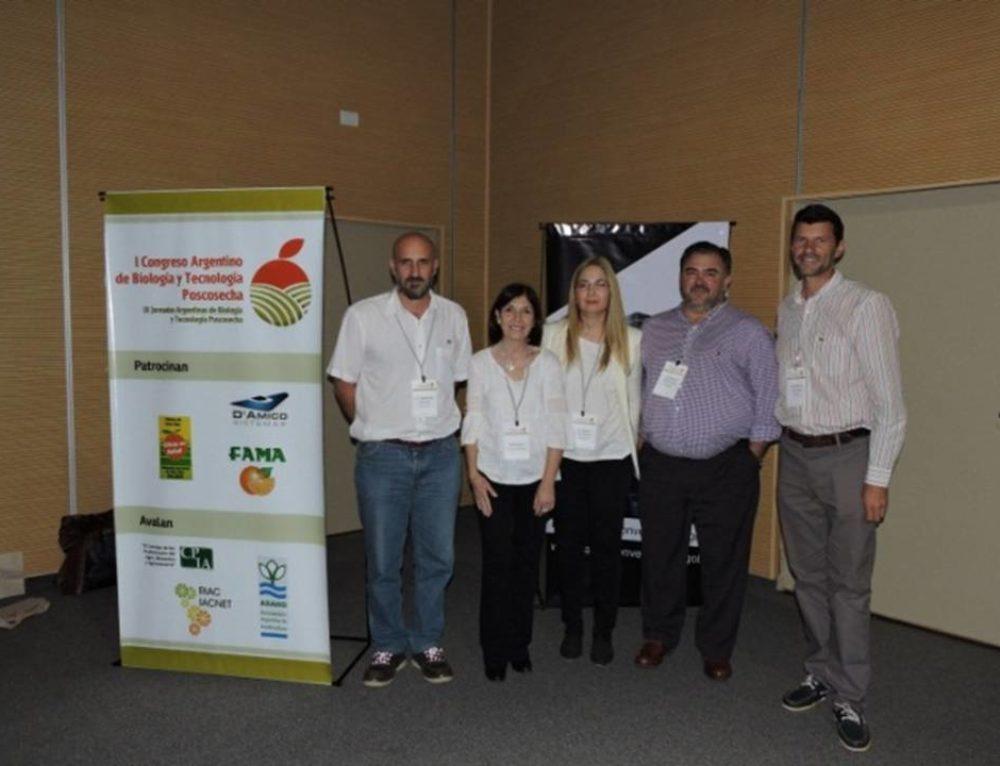 Temas discutidos en el I Congreso Argentino de Biología y Tecnología Poscosecha
